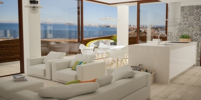 NEW BUILD - New Build - La Manga Del Mar Menor - La Manga Del Mar Menor
