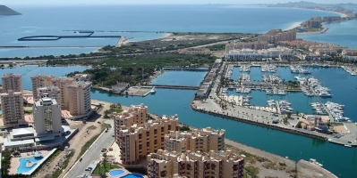 Appartement - Nouvelle Construction - La Manga Del Mar Menor - La Manga Del Mar Menor