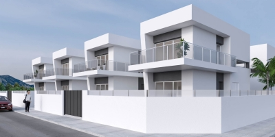 Villa - New Build - Alicante - Daya Vieja